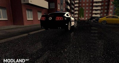 Ford Mustang Shelby GT500 Police  [1.5.9], 3 photo
